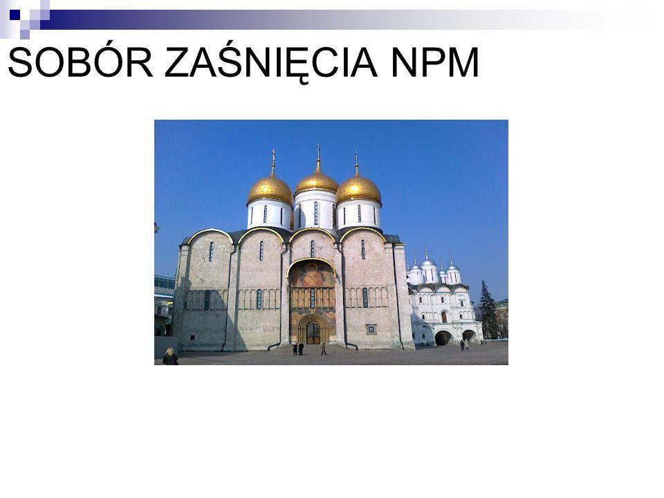 SOBÓR ZAŚNIĘCIA NPM