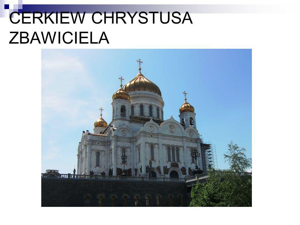 CERKIEW CHRYSTUSA ZBAWICIELA