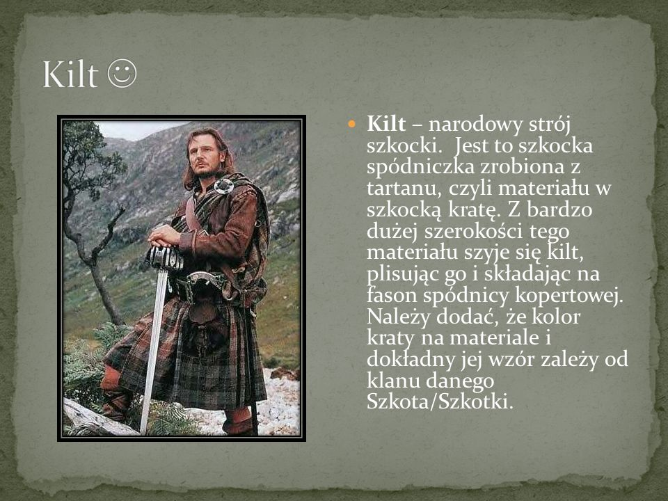 Kilt 