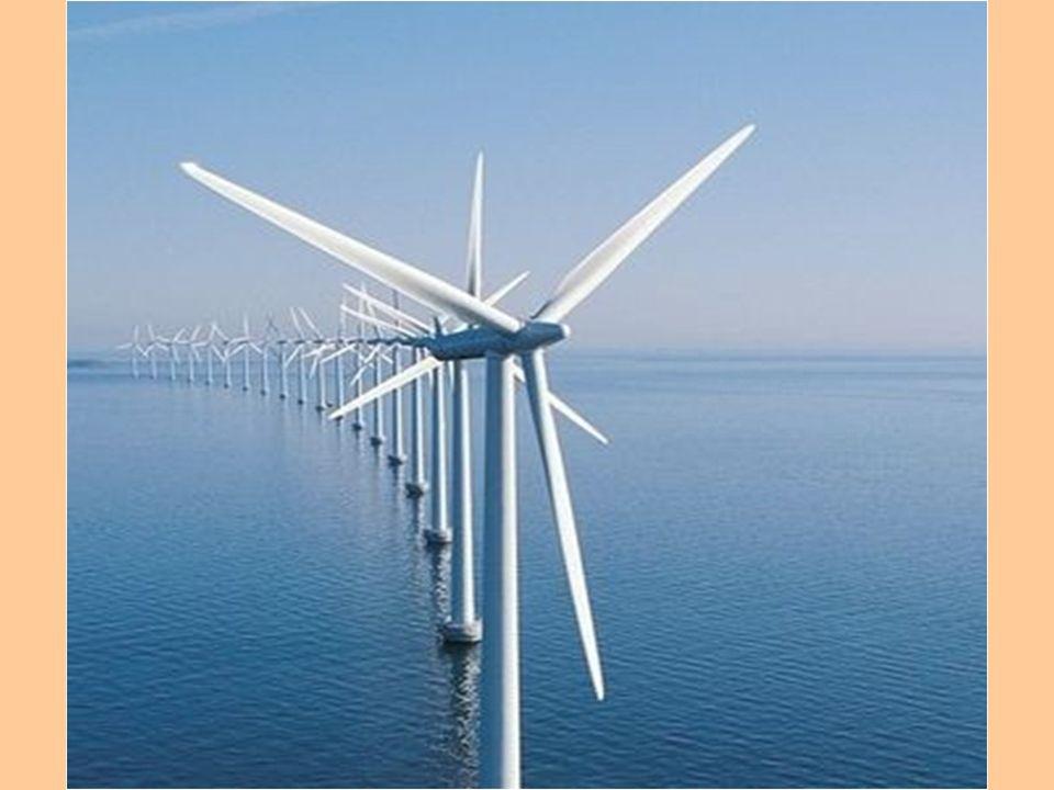 Laminiarz - turbiny wiatrowe - Dania