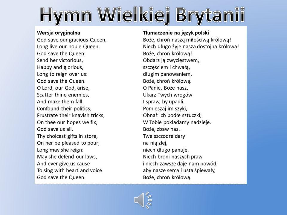 Hymn Wielkiej Brytanii
