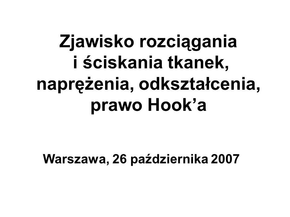 Warszawa, 26 października 2007