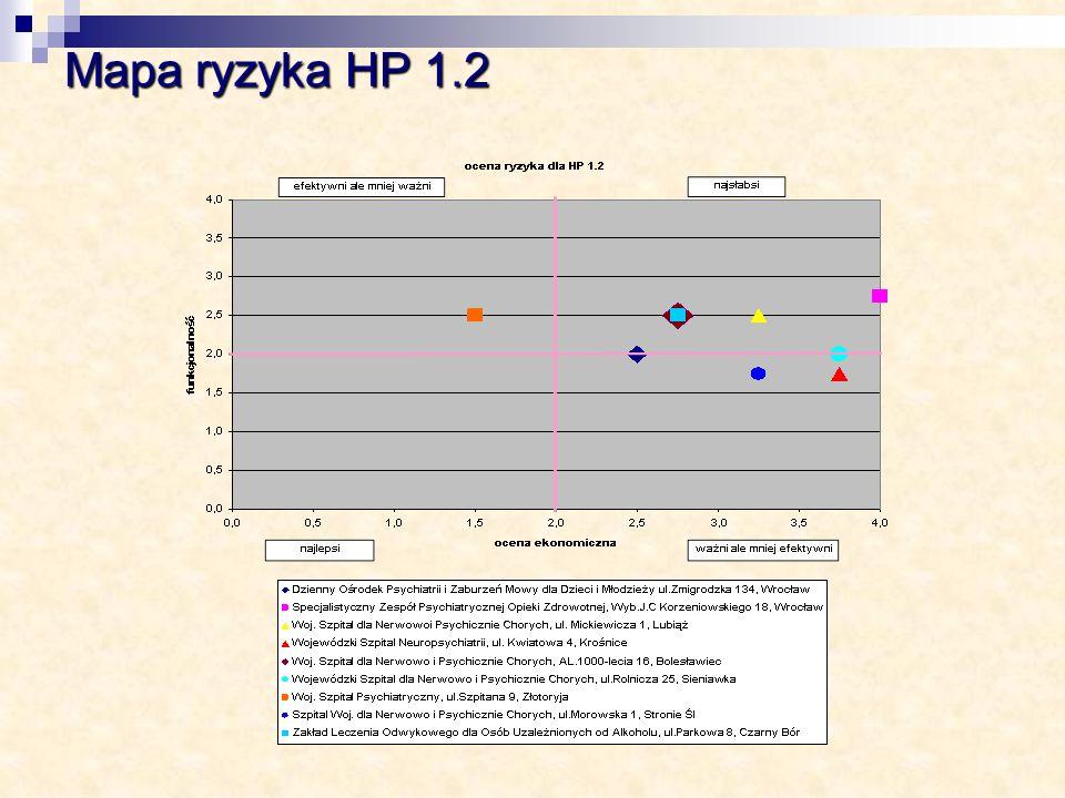 Mapa ryzyka HP 1.2