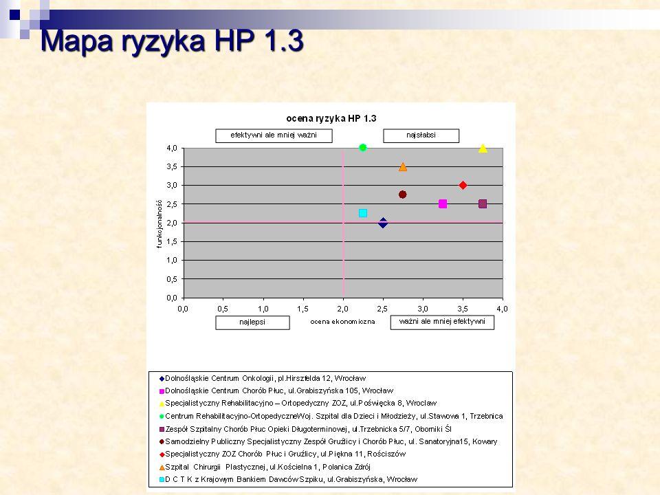 Mapa ryzyka HP 1.3
