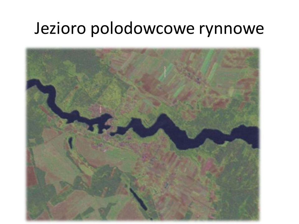 Jezioro polodowcowe rynnowe