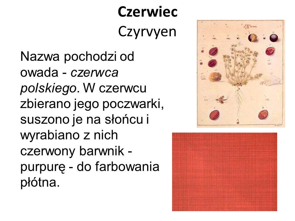 Czerwiec Czyrvyen