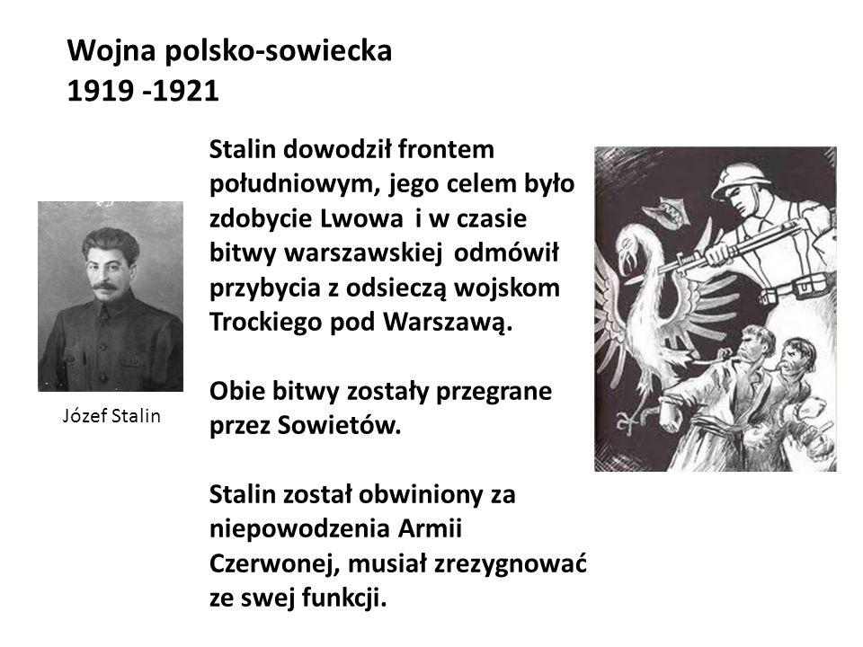 Wojna polsko-sowiecka 1919 -1921