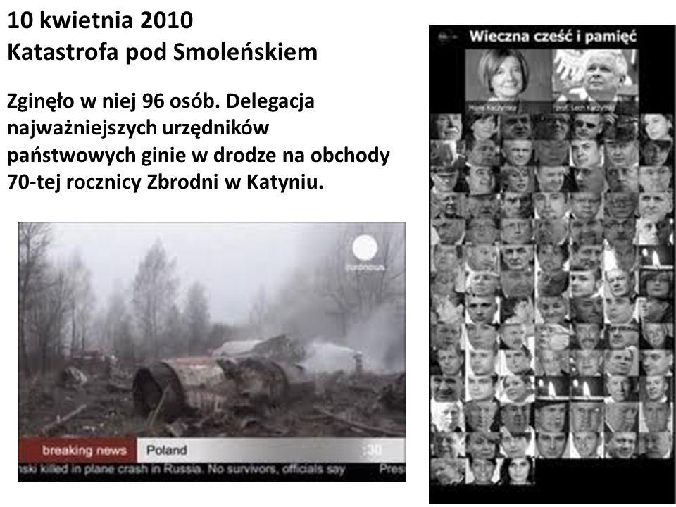 Katastrofa pod Smoleńskiem
