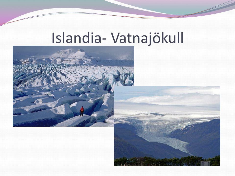 Islandia- Vatnajökull