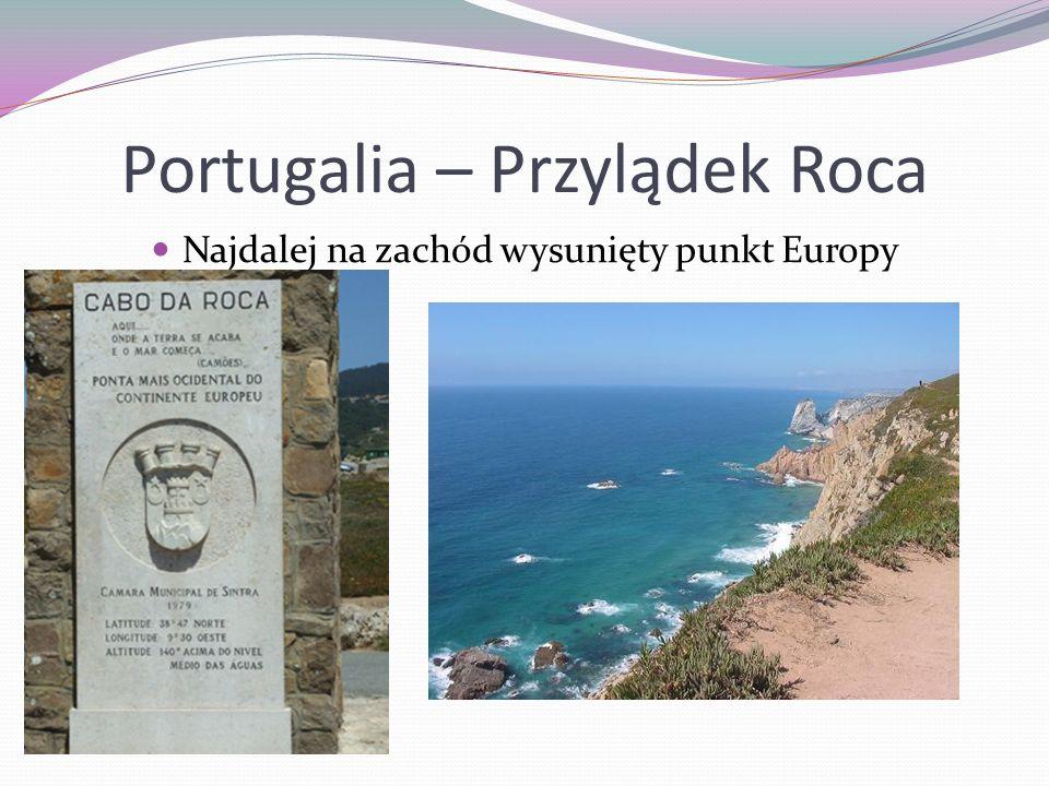 Portugalia – Przylądek Roca