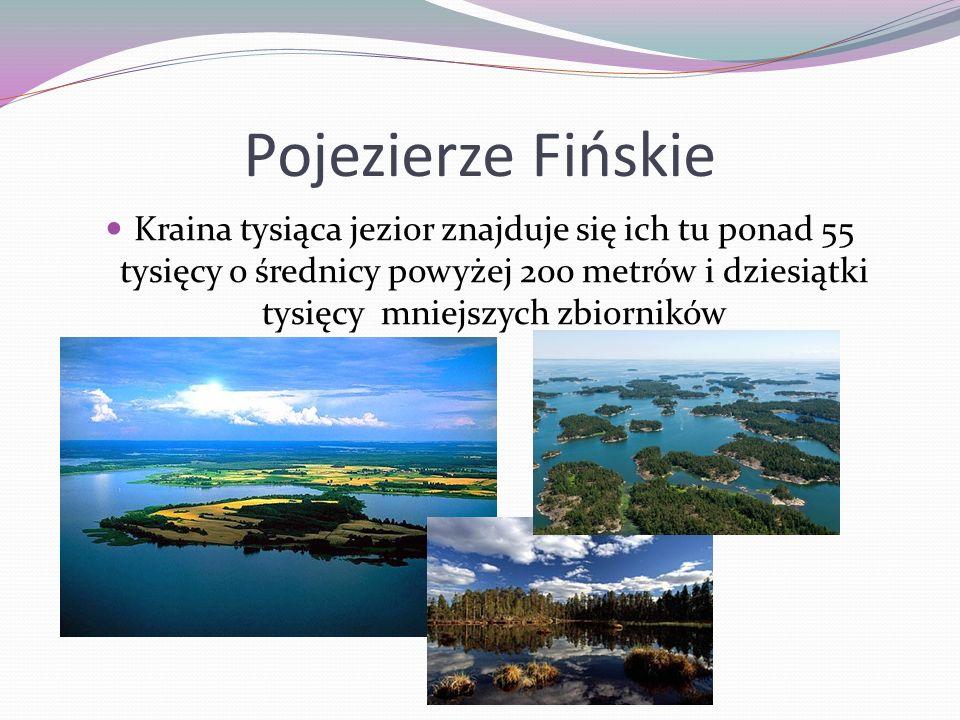 Pojezierze Fińskie