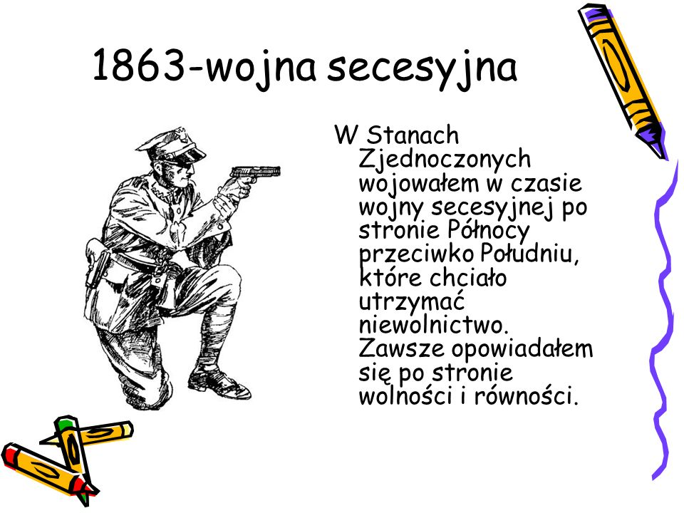 1863-wojna secesyjna