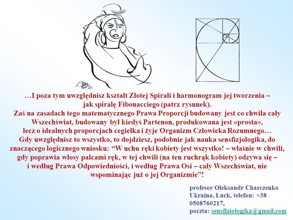 jak spiralę Fibonacciego (patrz rysunek).