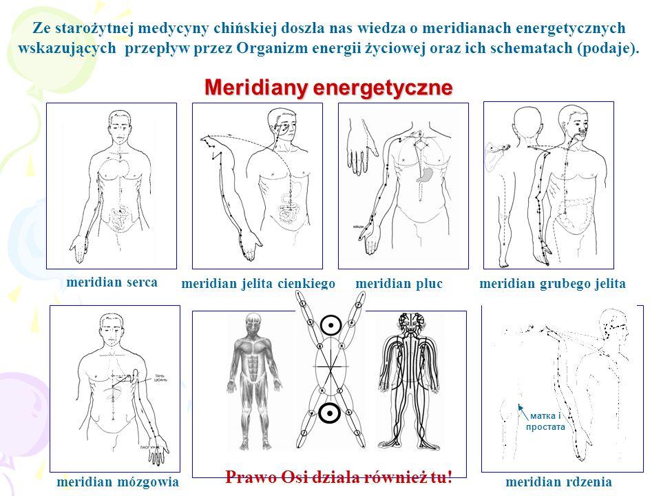 Meridiany energetyczne
