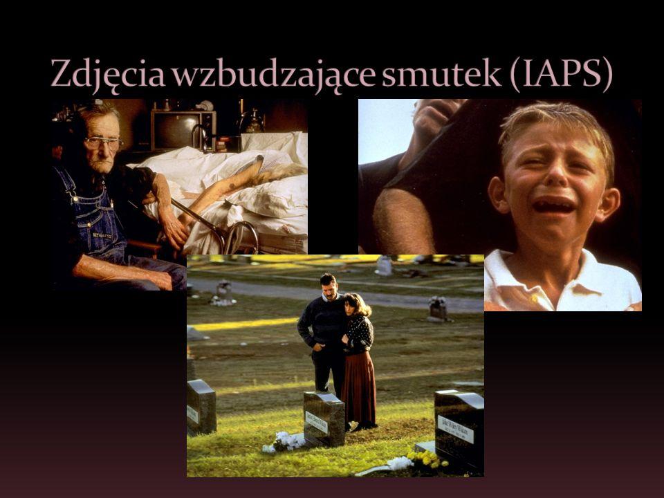 Zdjęcia wzbudzające smutek (IAPS)