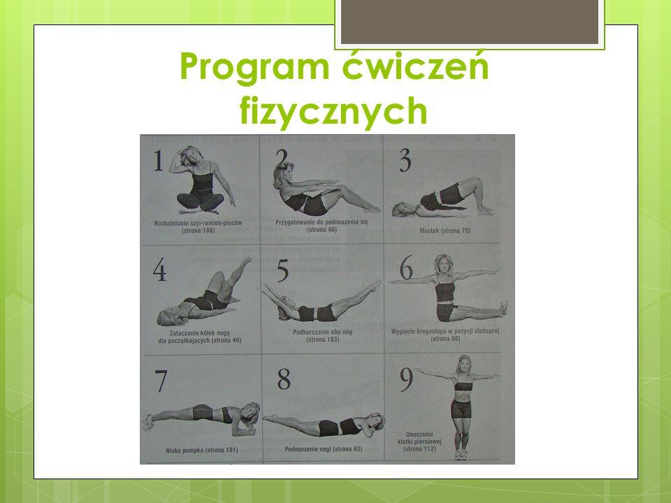 Program ćwiczeń fizycznych