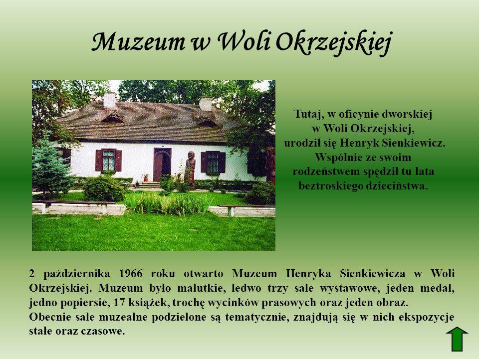 Muzeum w Woli Okrzejskiej