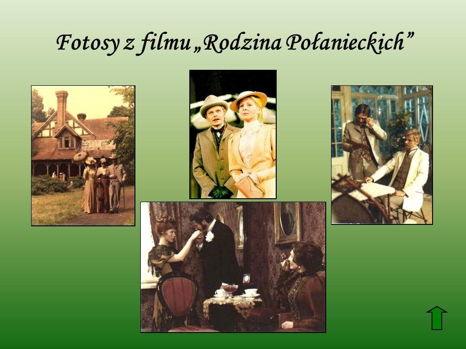 """Fotosy z filmu """"Rodzina Połanieckich"""