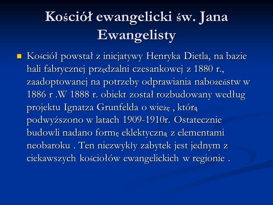 Kościół ewangelicki św. Jana Ewangelisty