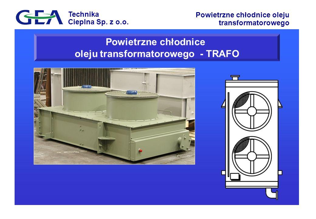oleju transformatorowego - TRAFO