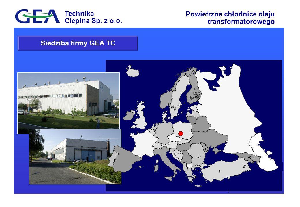 Siedziba firmy GEA TC