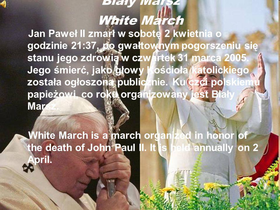 Biały Marsz White March
