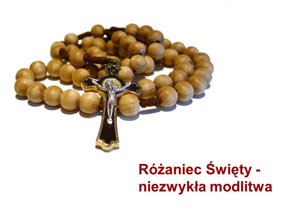 Różaniec Święty - niezwykła modlitwa