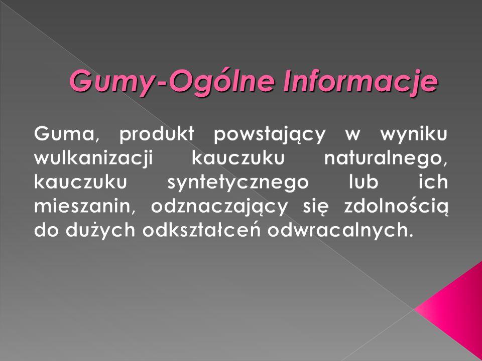 Gumy-Ogólne Informacje