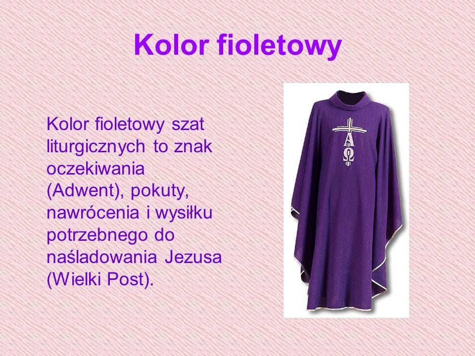 Kolor fioletowy