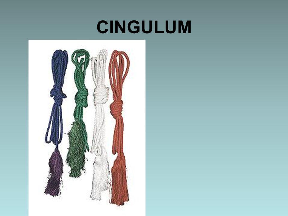 CINGULUM