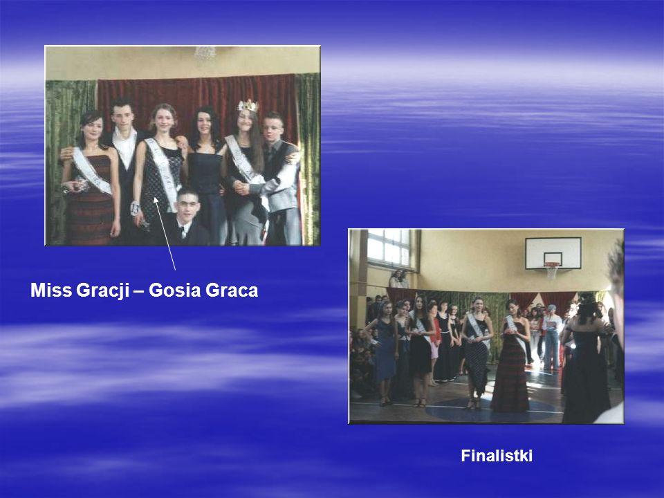Miss Gracji – Gosia Graca