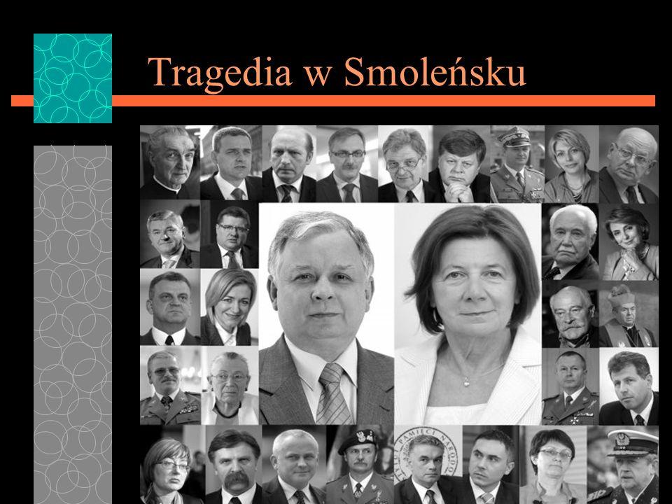 Tragedia w Smoleńsku