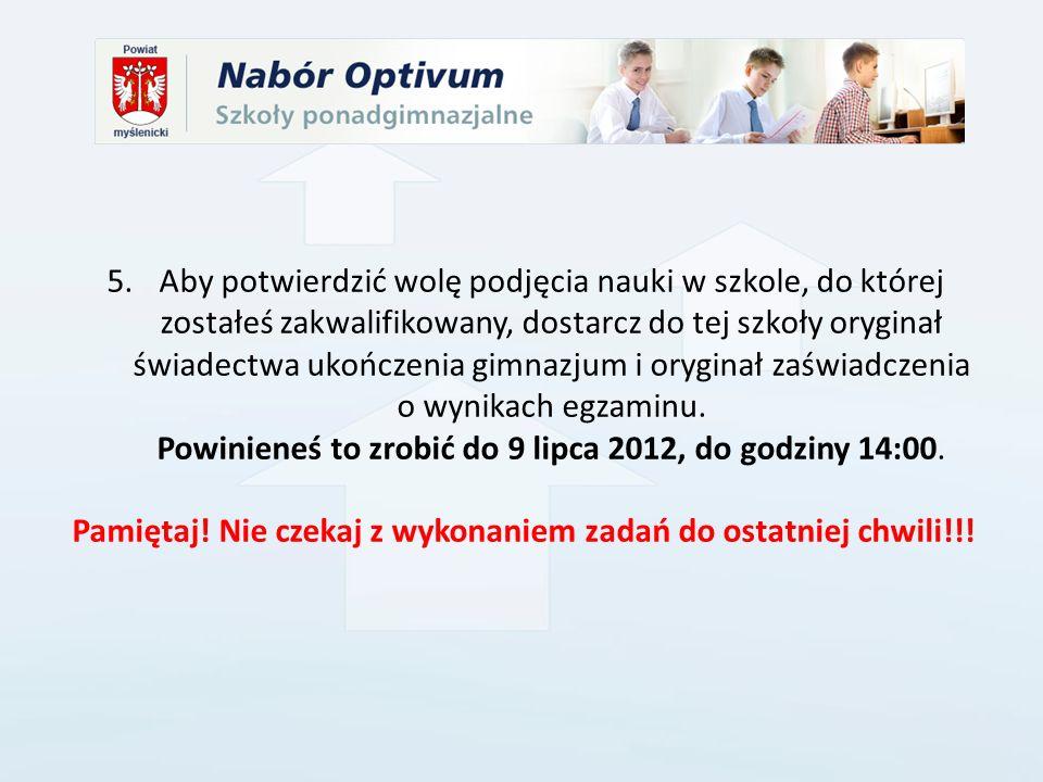 Elektroniczny system działa według następujących zasad: