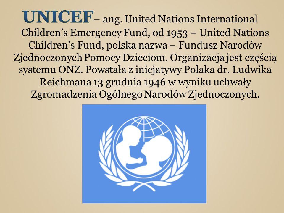 UNICEF– ang.