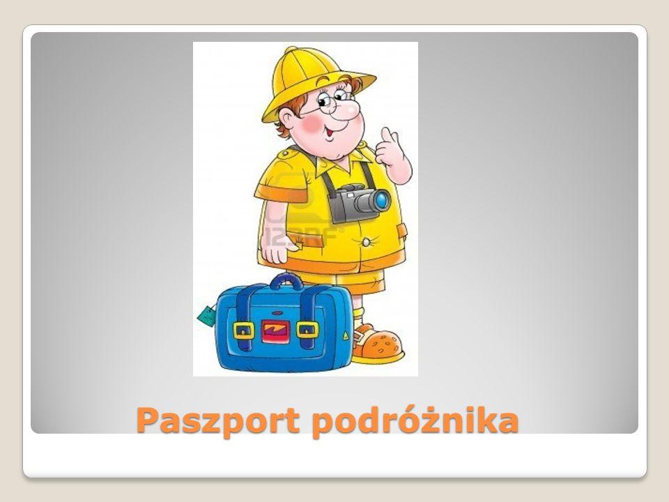 Paszport podróżnika