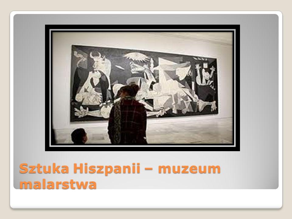 Sztuka Hiszpanii – muzeum malarstwa