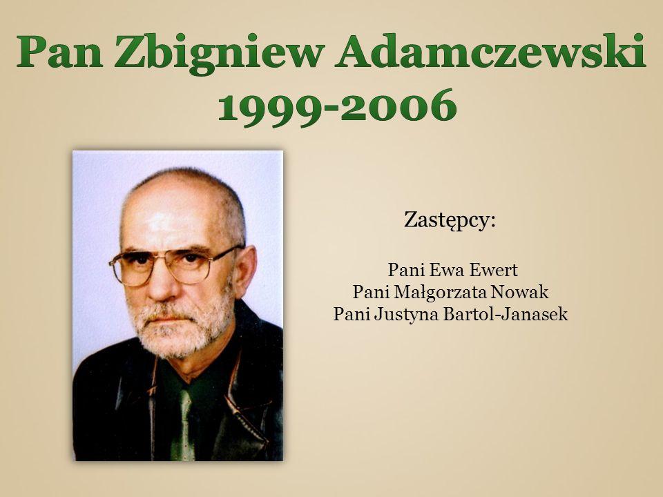 Pan Zbigniew Adamczewski 1999-2006