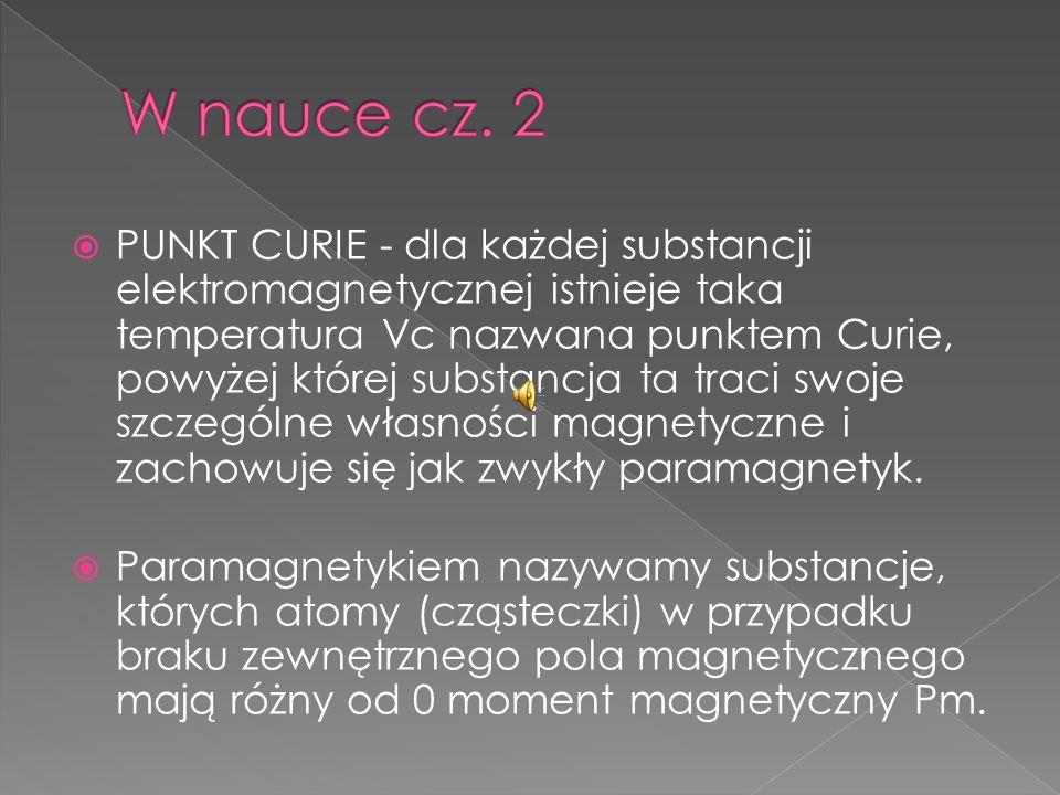 W nauce cz. 2