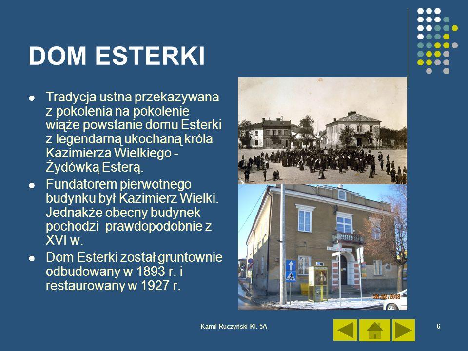 DOM ESTERKI