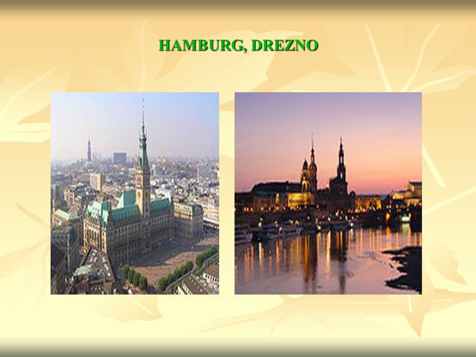 HAMBURG, DREZNO