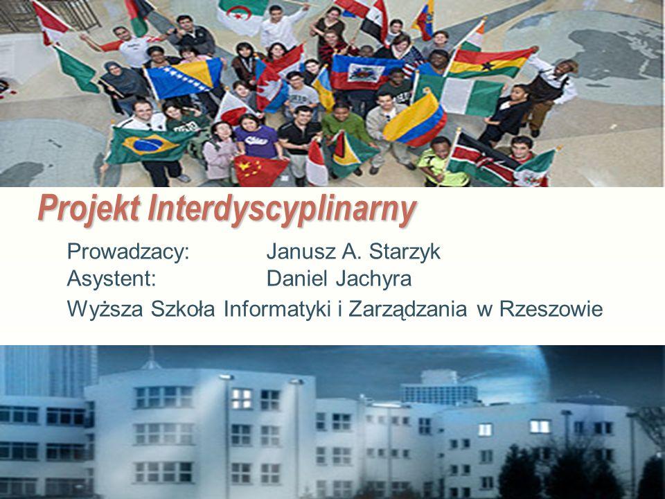 Projekt Interdyscyplinarny