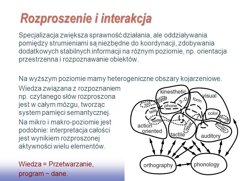 Rozproszenie i interakcja