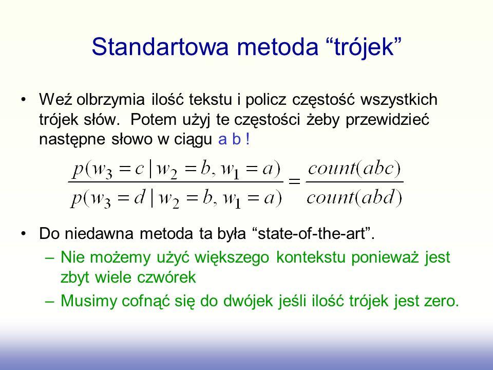 Standartowa metoda trójek