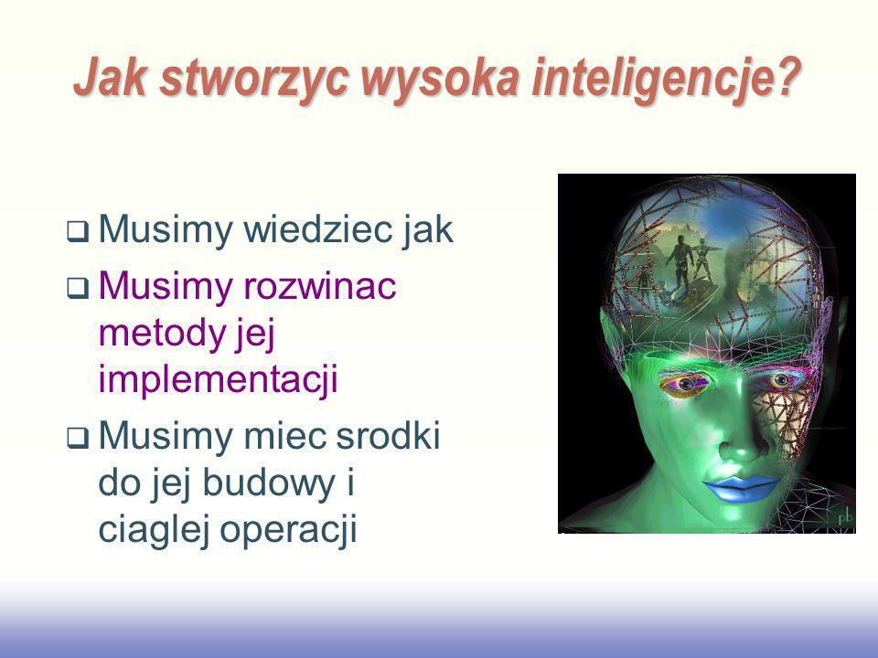 Jak stworzyc wysoka inteligencje