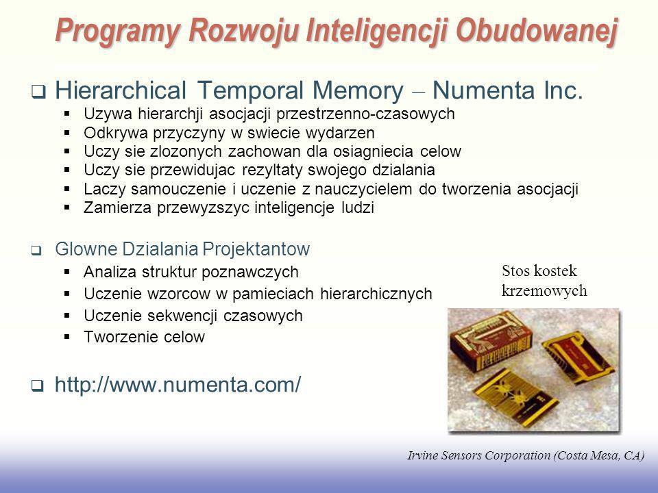 Programy Rozwoju Inteligencji Obudowanej