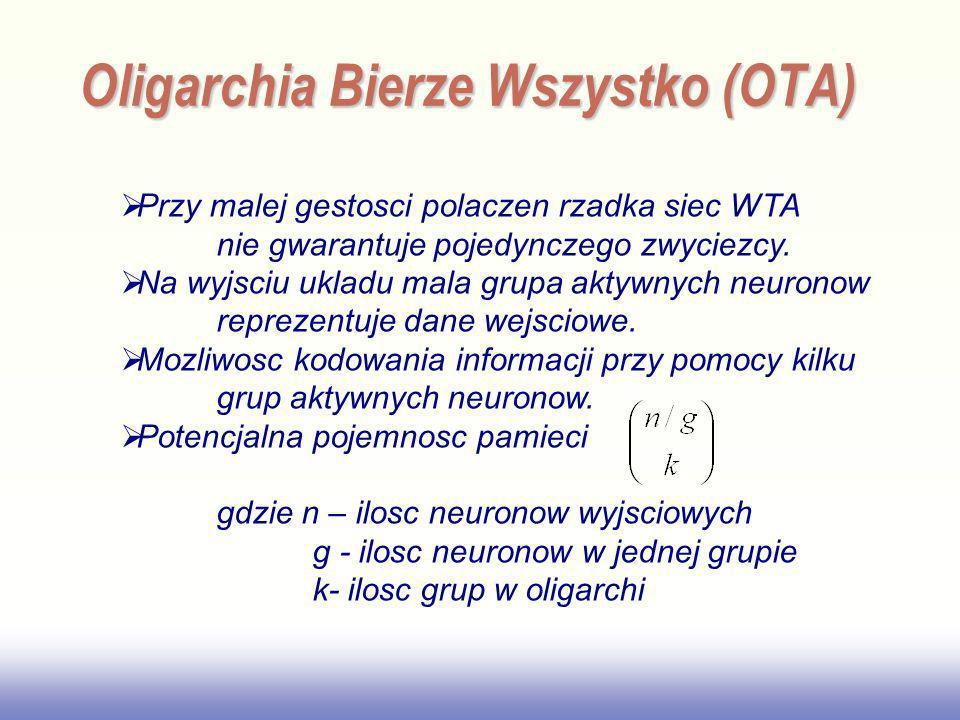 Oligarchia Bierze Wszystko (OTA)