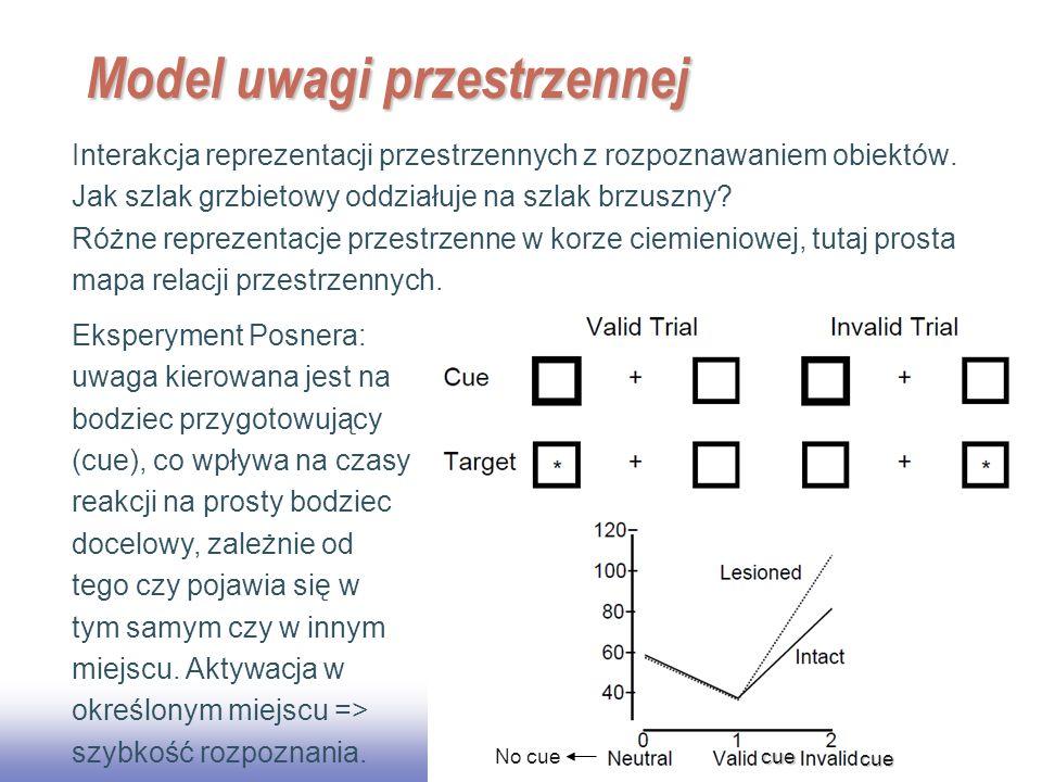 Model uwagi przestrzennej