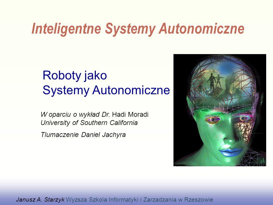 Roboty jako Systemy Autonomiczne
