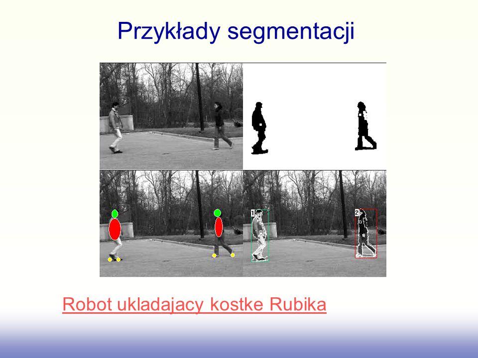 Przykłady segmentacji