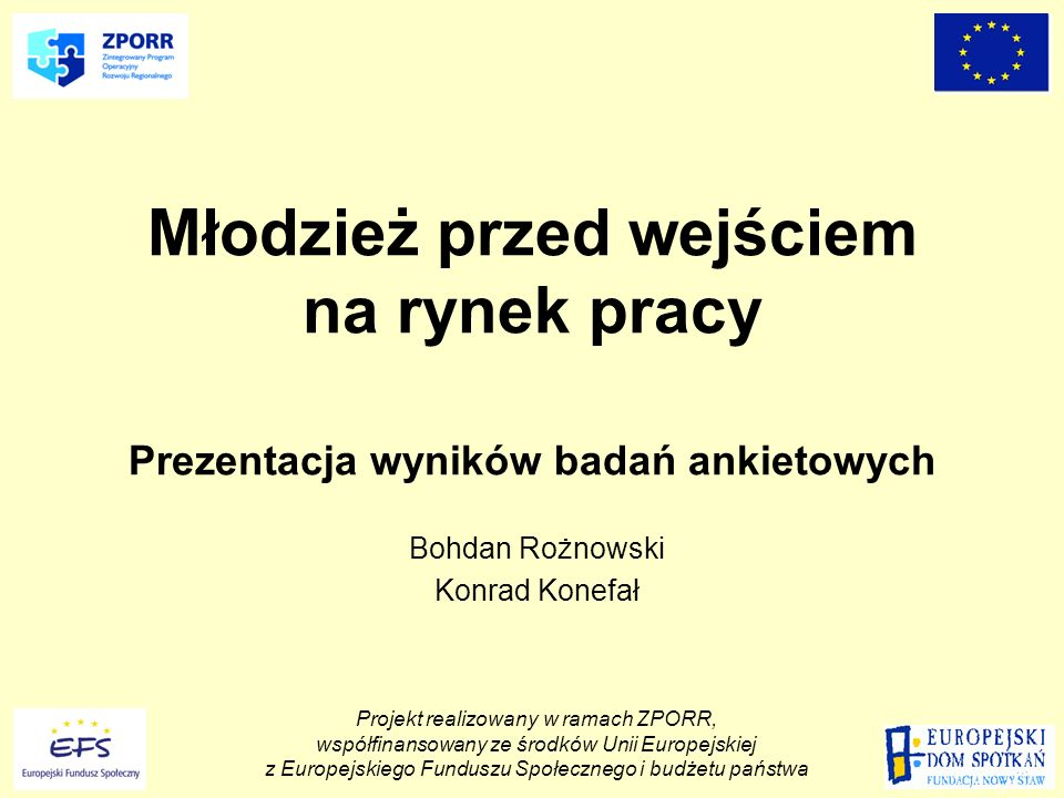 Bohdan Rożnowski Konrad Konefał